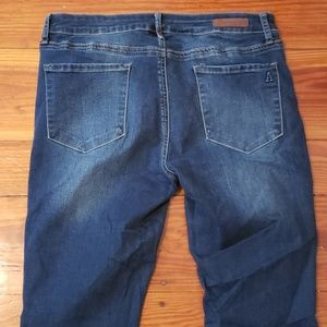 Articles Of Society Jeans - Denim skinny jeans